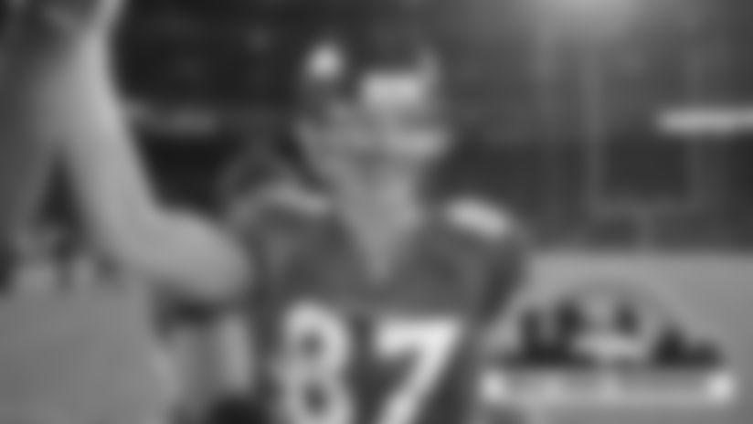 Mile High Morning: Christian McCaffrey dedicates day of NFL Network programming to his father, former Bronco Ed McCaffrey