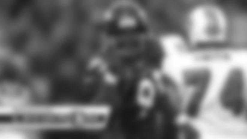 Broncos Legends: A look back through Alfred Williams' Broncos career