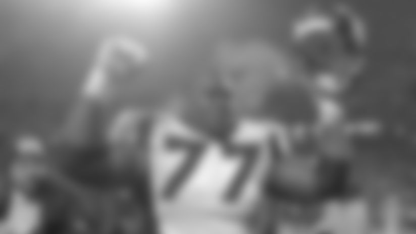 Former Browns, Broncos offensive lineman Tony Jones dies at age 54