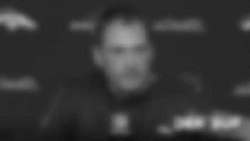 #DENvsBUF: STC Tom McMahon