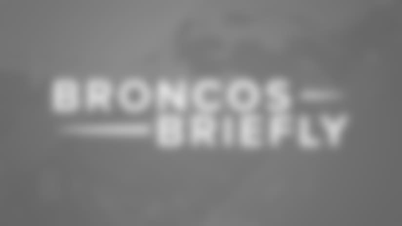 NEWS NAV: Broncos Briefly 1920x1080