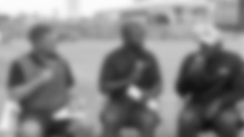 Vance Joseph on changing Broncos culture: 'Player-led teams survive'