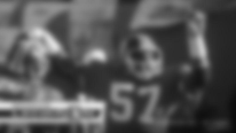 Broncos Legends: Tom Jackson's Broncos career in photos