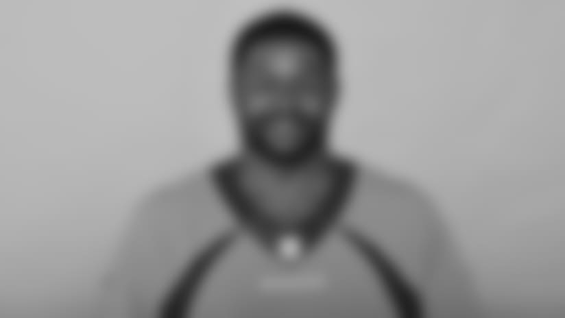 This is a 2018 photo of Tramaine Brock of the Denver Broncos NFL football team. This image reflects the  active roster as of Tuesday, June 12, 2018 when this image was taken. (AP Photo)