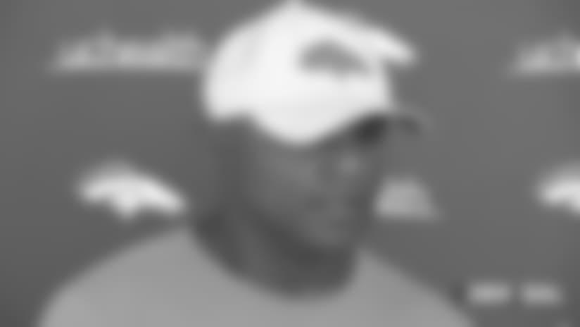 #DENvsBAL: DC Joe Woods