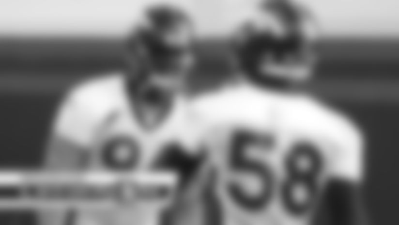 Broncos Legends: DeMarcus Ware details how Von Miller can reinvent himself in Year 10