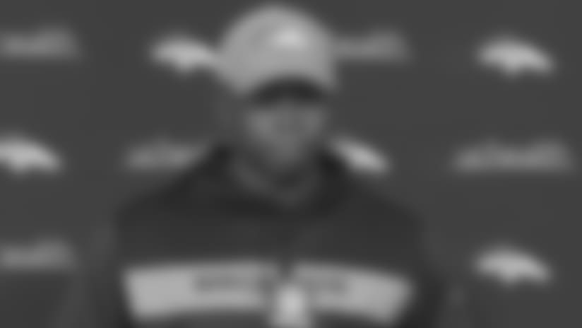 Joseph: Broncos created 'great rush plan' for Von Miller