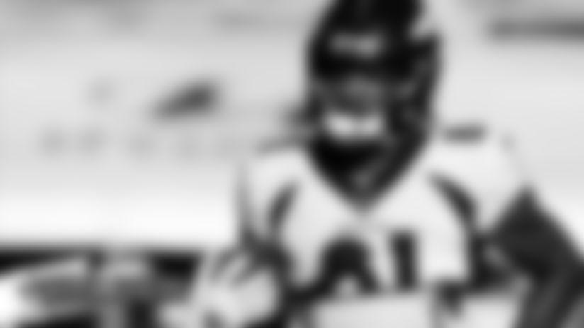 Broncos place WR Tim Patrick on injured reserve