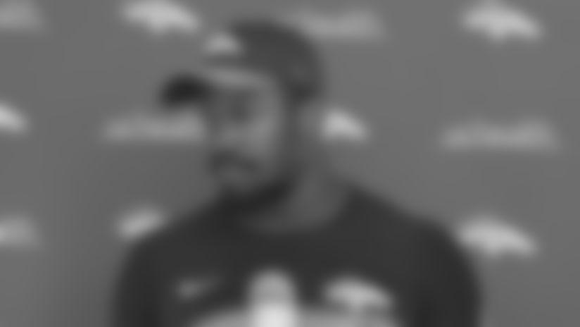 Von Miller: Flacco looks like a 'Super Bowl MVP'