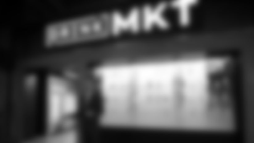In 2019, Empower Field at Mile High opened a new concessions stand concept called Drink MKT, an express, self-service beverage market. At the time, the goal was just providing a more efficient concessions option. In 2020, the more touchless process has proved a valuable option with COVID-19 precautions.