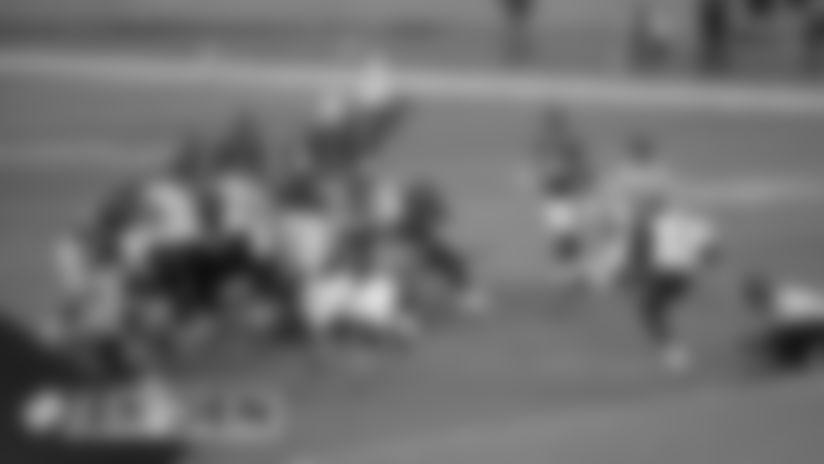#TENvsDEN: Shelby Harris blocks 44-yard field goal attempt