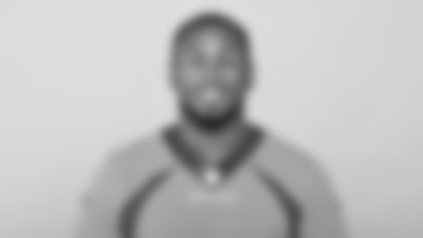 This is a 2018 photo of Keishawn Bierria of the Denver Broncos NFL football team. This image reflects the  active roster as of Monday, June 11, 2018 when this image was taken. (AP Photo)