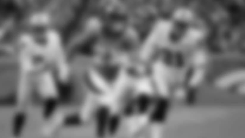 Broncos inactives vs. Oakland Raiders