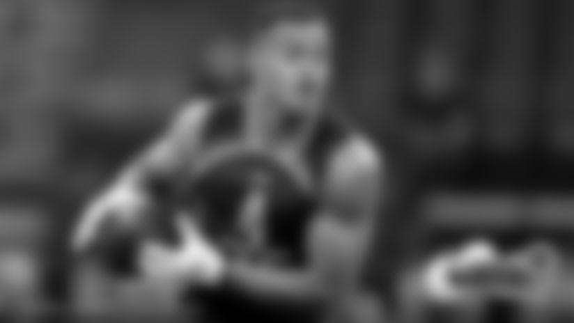 Combine Flashback: Noah Fant impresses Broncos with his workout