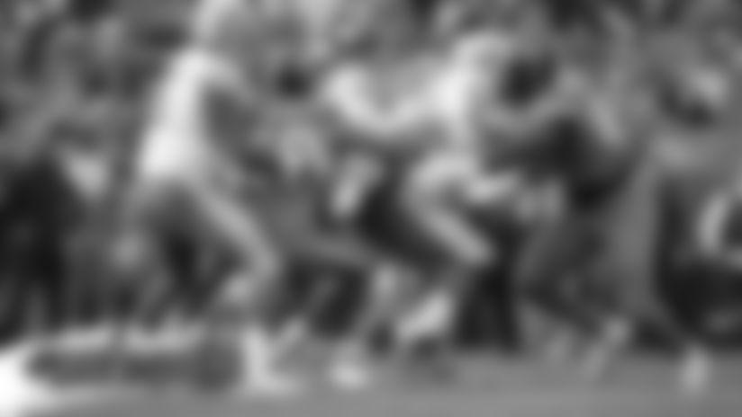 #DETvsDEN: Malik Reed wraps up Lions QB David Blough for sack