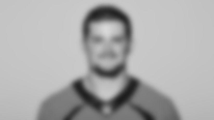 This is a 2021 photo of Jacob Bobenmoyer of the Denver Broncos NFL Football team.
