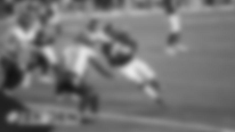 #TENvsDEN: Melvin Gordon rushes for 1-yard TD
