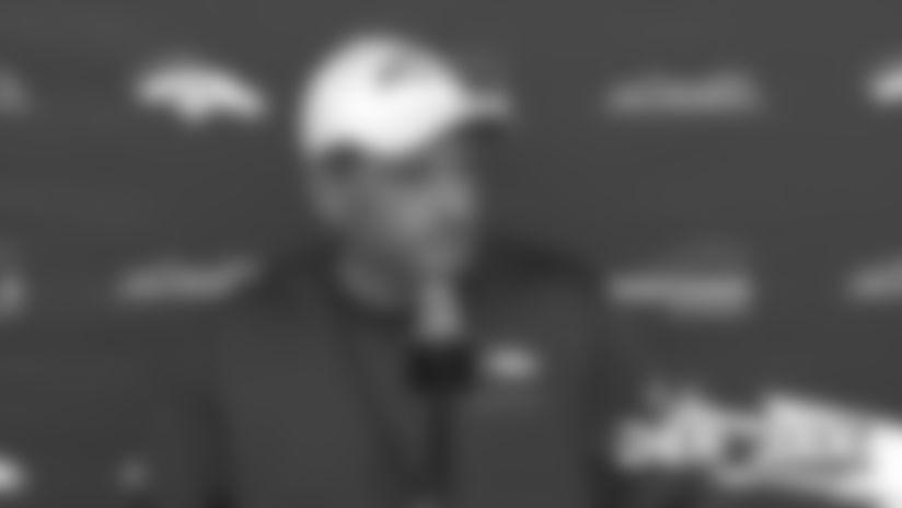 #DENvsOAK: STC Tom McMahon