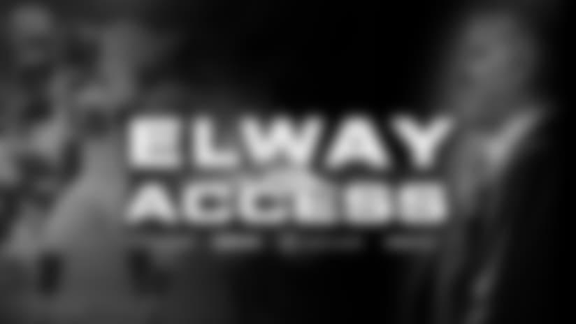 Elway Access: Week 14