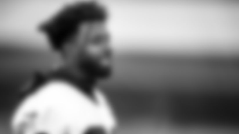 Browns player press conferences - Jarvis Landry, Joel Bitonio, Mack Wilson