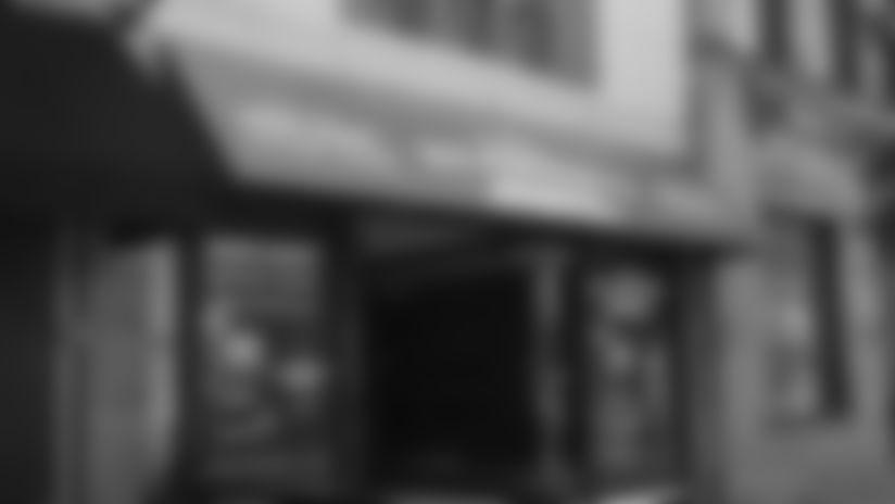 BL + Browns Storefront