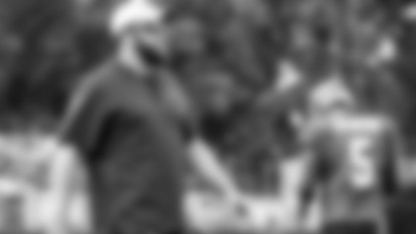 Browns assistant coach press conferences - QBs coach Ryan Lindley, DBs coach DeWayne Walker