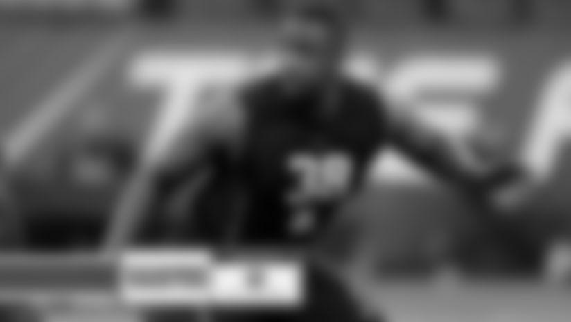 Browns sign T Greg Senat to practice squad