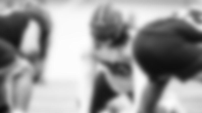 Defensive tackle Sheldon Richardson (98) during practice on September 7, 2020