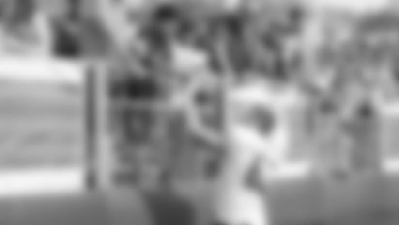 Photos: Browns Play Football at training camp - Day 14