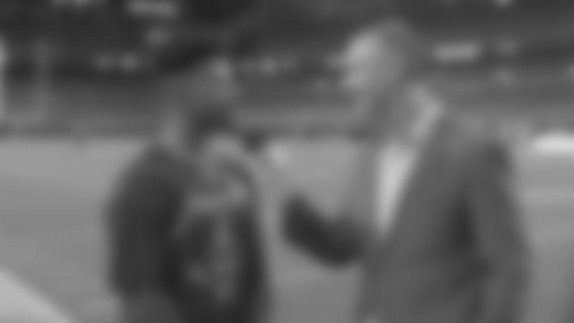 Rashard Higgins: Postgame Interview vs. Redskins