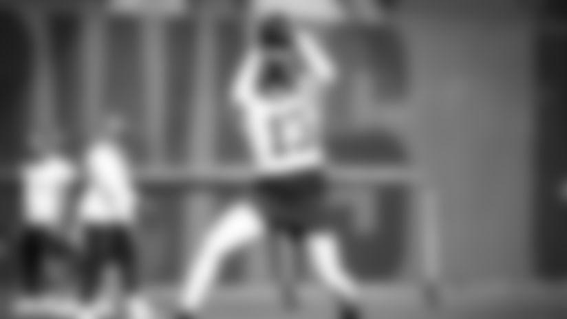 Wide receiver Odell Beckham Jr. (13) during practice on September 10, 2019.
