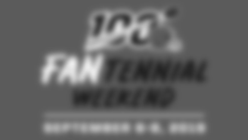 Cleveland Browns #NFL100 Fantennial Weekend