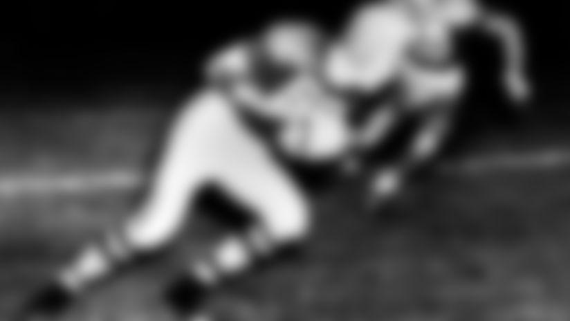 Browns Legend Mac Speedie selected for Pro Football Hall of Fame's Centennial Class