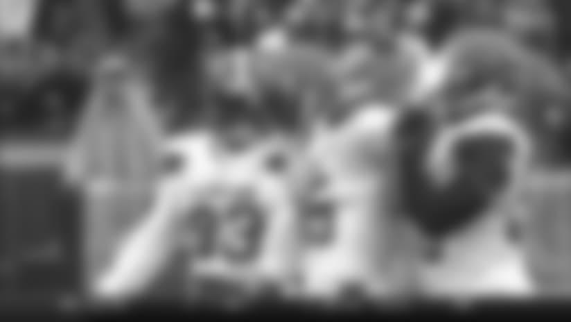 Garrett surprises Roethlisberger from behind for sack