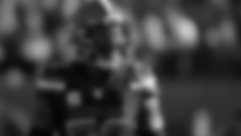 Browns player interviews - Garrett, Kirksey, Landry