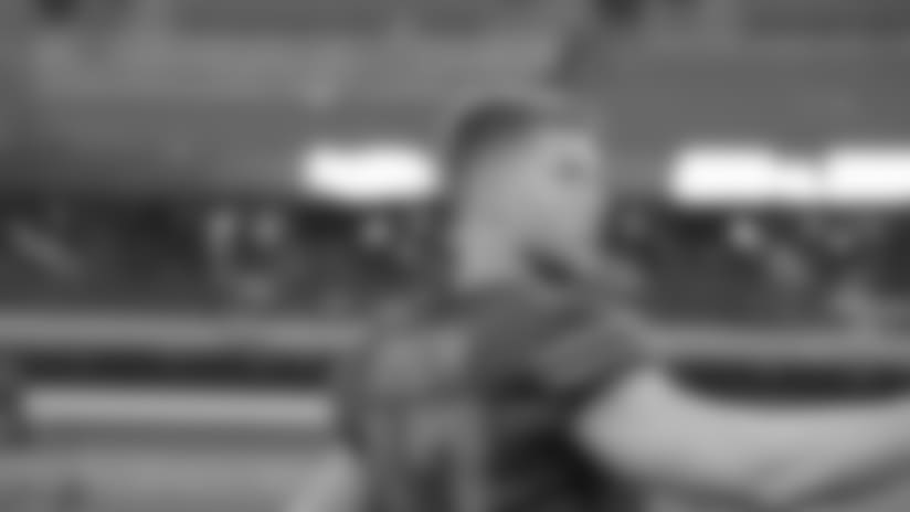 Greg Joseph's leg leads to victory versus Ravens
