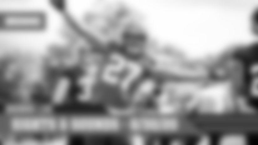 Kareem Hunt Mic'd Up | 2020 Training Camp