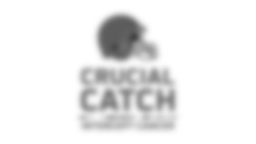 Crucial Catch nominations open! Now through September 20!