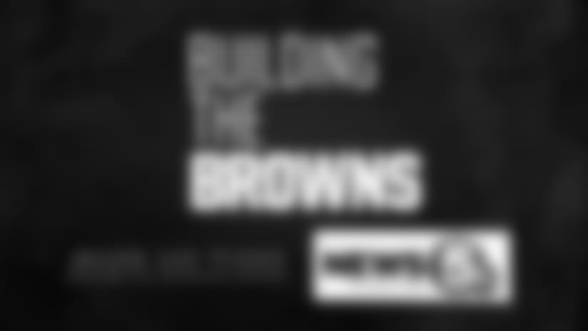 Watch Building The Browns Aug. 10th at 7:00