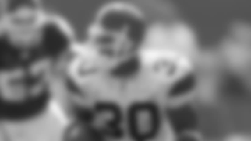 Throwback Thursday: Jamel White loved making the playoffs