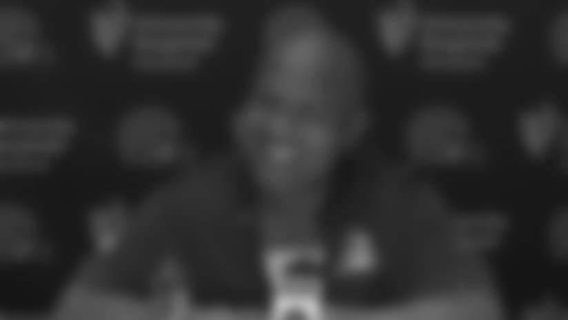 Hue Jackson announces team nominated captains for 2018 season