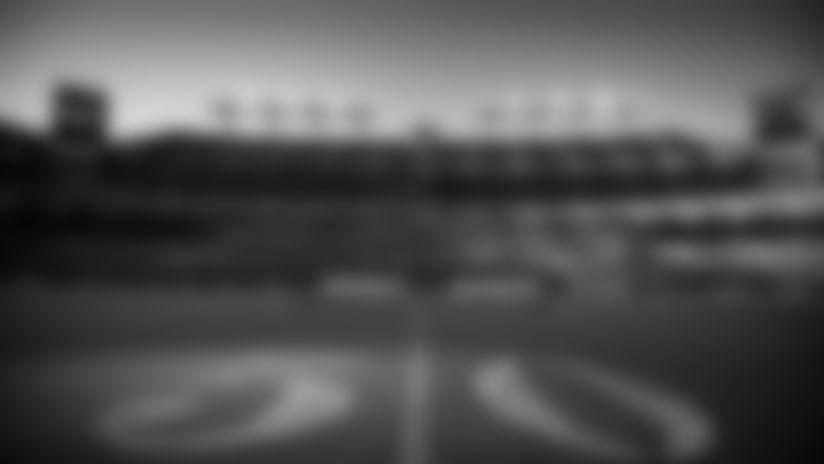 M&T Bank Stadium - Week 1