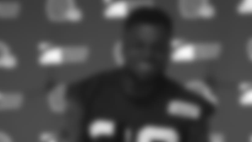 Jabrill Peppers: We still have work to do to be considered dominant