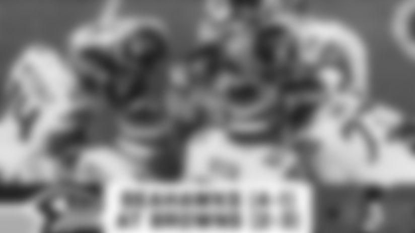 Seahawks vs. Browns preview | Week 6