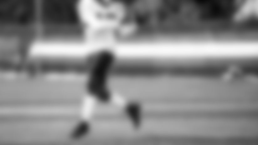 Wide receiver Odell Beckham Jr. (13) during practice on August 26, 2019