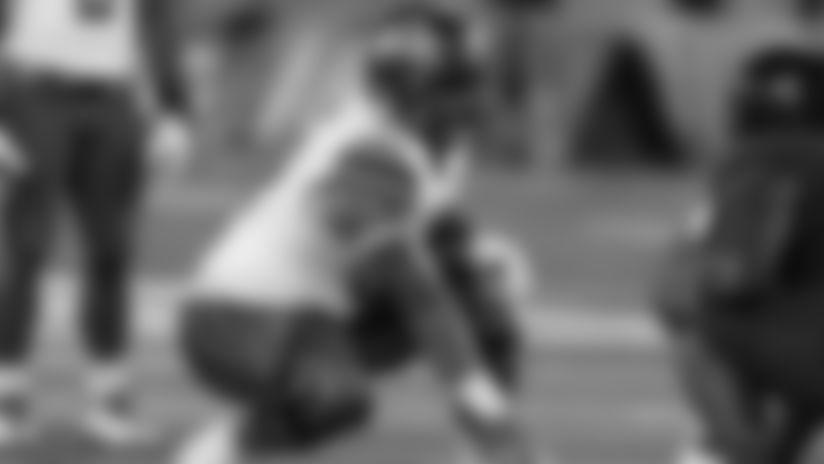 Utah offensive lineman Lo Falemaka (69) in the second half during an NCAA college football game against Arizona, Friday, Sept. 22, 2017, in Tucson, Ariz. Utah defeated Arizona 30-24. (AP Photo/Rick Scuteri)