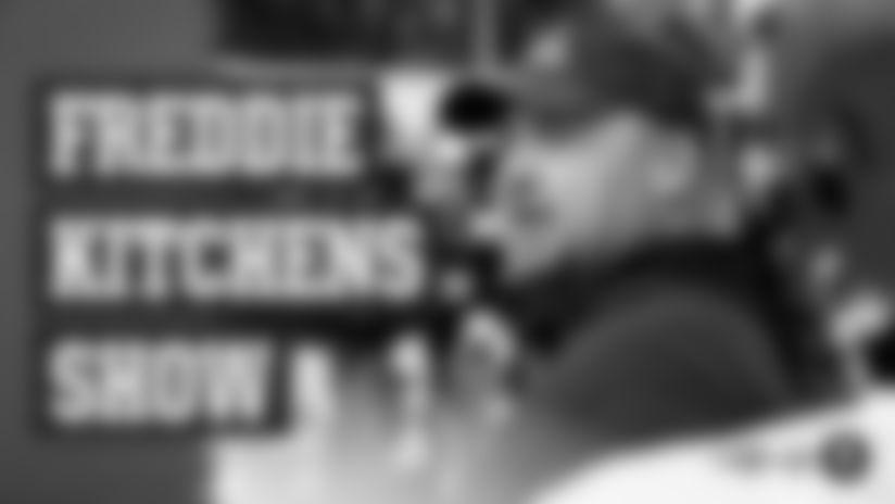 Freddie Preps Week 14 vs. Bengals | The Freddie Kitchens Show
