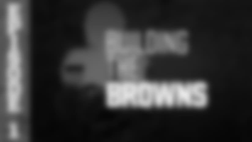 Building the Browns 2018: Episode 1