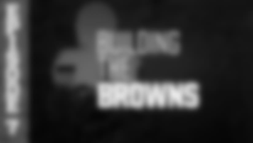"In this episode, Tyrod Taylor takes us through a ""day in his life' as the team's starting quarterback, Denzel Ward experiences his first away trip and former Browns quarterback Tim Couch returns to FirstEnergy Stadium to join Jay Crawford in the broadcast booth."