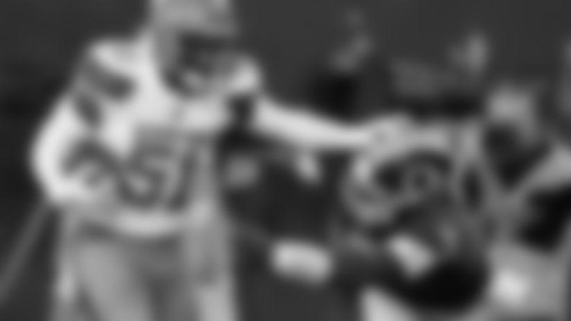Cleveland Browns linebacker Mack Wilson (51) returns an interception for a touchdown, as Washington Redskins quarterback Dwayne Haskins (7) reaches for him during the first half of an NFL preseason football game Thursday, Aug. 8, 2019, in Cleveland. (AP Photo/Ron Schwane)